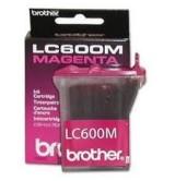 Brother Оригинална Касета за мастилоструйни устройства LC600M