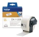 Brother Оригинална Касета за етикетни принтери DK11208