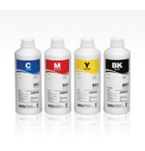 Бутилка с мастило INKTEC за  HP-5088,C9388A,C9393A-HP OfficetJet K550/K5300/L7380, Жълт, 1000 ml