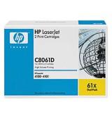 HP - Оригинална тонер касета C8061D