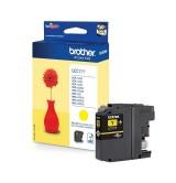 BROTHER - оригинална касета за мастилоструйни устройства LC121Y