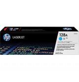 HP - Оригинална тонер касета HP CE321A/128A