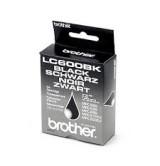 BROTHER - оригинална касета за мастилоструйни устройства   LC600BK