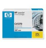 HP - Оригинална тонер касета C4127XD