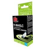 HP - Съвместима мастилница за принтер CN685 /364XL/ CYAN
