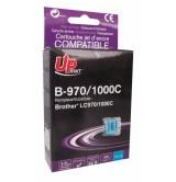 Brother Съвместима факс касета LC970/1000 C