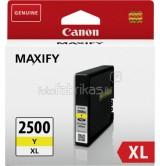 CANON Оригинална мастилница PGI-2500Y XL