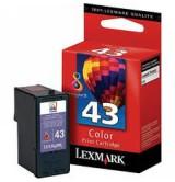 LEXMARK - Оригинална мастилница 18YX143E(№43XL)