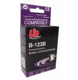 Brother Съвместима факс касета LC121/123BK