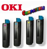 OKI - Съвместима тонер касета B4100