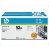 HP - Оригинална тонер касета Q7553XD