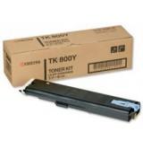 KYOCERA - Оригинална тонер касета TK-800Y
