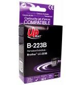 BROTHER съвместима мастилница - LC223 BLACK