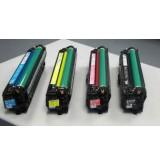 HP - Съвместима тонер касета CE410A/305A