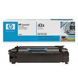 HP - Оригинална тонер касета C8543X