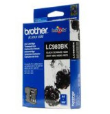 Brother Оригинална  Касета за мастилоструйни устройства  LC980BK