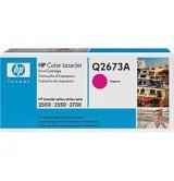 HP - Оригинална тонер касета Q2673A