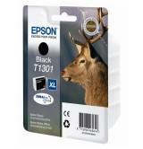 Epson оригинална мастилница T13014010/T130XL-BK