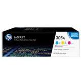 HP - Оригинална тонер касета CF370AM/305A