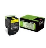 Lexmark оригинална  тонер касета   80C2HY0