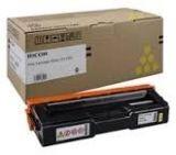 Оригинална тонер касета RICOH Yellow SPC252E