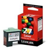 LEXMARK - Оригинална мастилница Lexmark 10NX227 No27