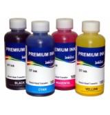 Бутилка с мастило INKTEC за Epson C64/C84,T0324, T0424, T0444, T0474 , Жълт, 100 ml