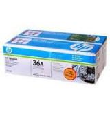 HP - Oригинална тонер касета CB436AD