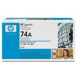 HP - Оригинална тонер касета 92274A