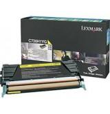 LEXMARK - Оригинална тонер касета C736H1YG