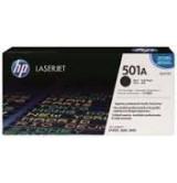HP оригинална тонер касета Q6470A/501