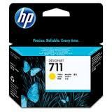 HP оригинална мастилница CZ132 (711Y)