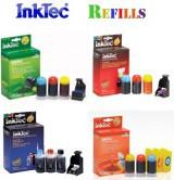Рефил INKTEC  9020D, CANON CLI-220/820/520BK, CBI-320BK, Pigment, Черен