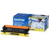 BROTHER - Оригинална тонер касета Brother TN 135Y