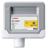 CANON - Canon Оригинална  мастилница   PFI-303Y
