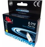EPSON - Съвместима мастилница Yelow Epson  D78 / T0714