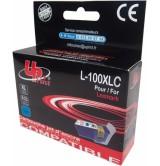 Мастилница UPRINT 14N1093, LEXMARK 100XL/Lex S305/S405/S505/S605/Pro705/Pro805, Cyan