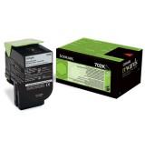 Lexmark оригинална  тонер касета   70C20K0