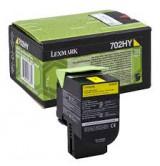 Lexmark оригинална  тонер касета   70C2HY0