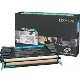 LEXMARK - Оригинална тонер касета C734A1CG