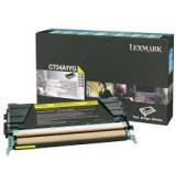 LEXMARK - Оригинална тонер касета C734A1YG