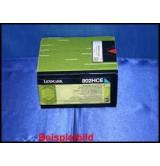 Lexmark оригинална  тонер касета   80C2HCE