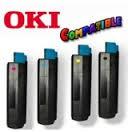 OKI - Съвместима тонер касета OKI OL 400E